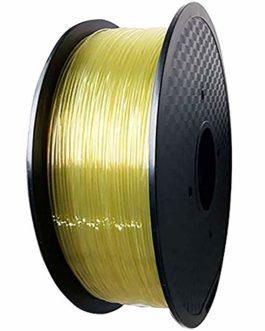 Filament d'impression 3D PVA à l'alcool polyvinyle soluble dans l'eau, filament d'impression 1,75 mm, bobine de 0,5 kg…