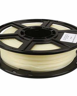 Filament d'imprimante 3D 1,75 mm, filament soluble dans l'eau PVB 0,5 kg, parfaitement soluble dans l'eau
