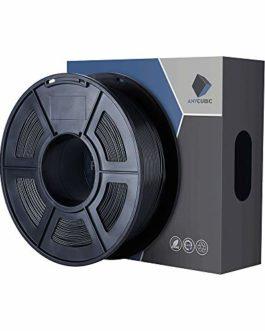 ANYCUBIC PLA Filament 1,75 mm Argent 3D Imprimante Filament PLA 1 kg Spool pour les Imprimantes 3D et Stylo 3D