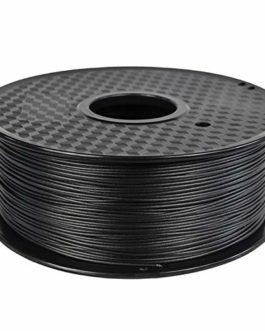 Filament de polycarbonate en fibre de carbone PC 1,75 mm, filament d'imprimante 3D 1 kg (2,2 lb), dureté élevée, haute…