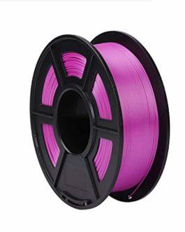 Filament pour Imprimante 3D Filament PLA Violet Imitation Métal Bobine De 1,75 Mm 1 KG (2,2 LBS) Matériau d'impression…