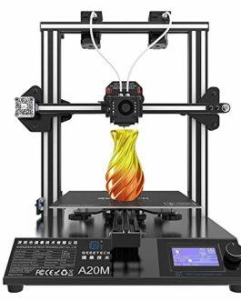 GEEETECH A20M Imprimante 3D Kit de Bricolage à Assemblage Rapide avec Impression Mixte, Reprise de Pause, Grande Zone d'impression 250 × 250× 250 mm³
