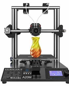 GEEETECH A20M Imprimante 3D couleur mixte avec double extrudeuse Volume de construction 250 × 250 × 250 mm³, 4.1B Motherboard