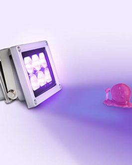GEEETECH Lampe UV à résine pour imprimante 3D SLA DLP 3D 405 nm 6 W