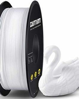 GIANTARM Filament PLA 1.75mm Imprimante 3D PLA Filament 1.75mm 1kg Bobine Noir