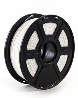 Haute précision pour Le Filament d'imprimante 3D PETG 1.75mm 1kg / 2.2LBS Consommables de filaments Plastiques de PETG…