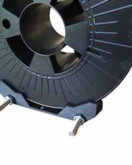 Hr 1filamenthalterung Bobine pour imprimante 3D | Support | Support pour Filament | Filament pour | filamentabroller | rollenhalterung | | Reel Spool