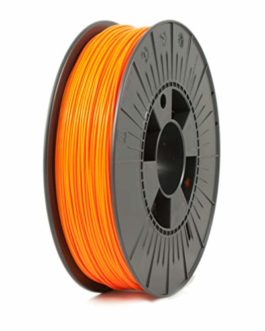 ICE Filaments ICEFIL1ABS085 ABS filament, 1.75mm, 0.75 kg, Obstinate Orange