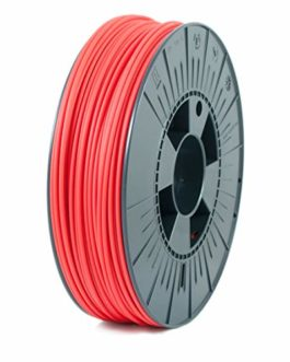 ICE Filaments ICEFIL3HPS171 HIPS filament, 2.85mm, 0.75 kg, Romantic Red
