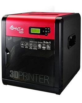 Imprimante 3 D Da vinci 1.0 Pro 3 en 1