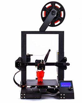 Imprimante 3D A13 avec Surface de Construction magnétique Imprimantes 3D de Reprise d'impression avec Open Source et Excellente qualité d'impression La Zone d'impression est de 220 * 220 * 250 mm