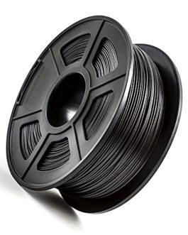JIAN LIN PLA de Filament d'imprimante 3D 1.75mm 1kg / 2.2lbs pour imprimante 3D Matériau de composé Haute résistance…