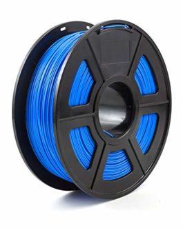 Katigan Filament D'Imprimante 3D, 1,75 Mm, Bobine de 1 Kg, MatéRiel de Consommables de Filament Lisse, Jaune Foncé