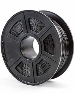 Kuinayouyi PETG Filament en fibre de carbone 1,75 mm avec rouleau de 1 kg, précision dimensionnelle +/- 0,02 mm, pour la…