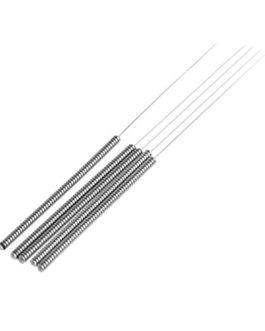 Lot de 5outils de nettoyage pour buse d'imprimante 3D – Diamètres disponibles: 0,15 mm – 0,2 mm – 0,25 mm – 0,3 mm – 0,35 mm – 0,4mm 0.15mm