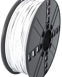 MG Chemicals Blanc ABS imprimante 3d Filament, 1.75mm, 1kg Bobine