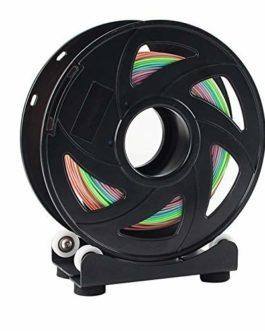 Maifa Support de bobine de filament pour imprimante 3D Ender 3 3S 3PRO – Comprend 2 bobines de filament, 4 roulements, 4…