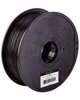 Monoprice 115841 ABS Plus+ MP Select ABS Plus+ Premium Filament 3D 0,5 kg 1,75 mm, noir, diamètre 1,75 mm, 1kg, Noir, 1