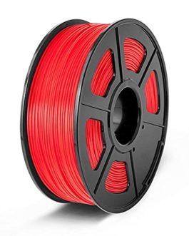PLA Carbon Fibre Premium 3D Filament d'imprimante 3D Fibre de carbone extrêmement rigide 1.75mm +/- 0.02mm 1 kg (2,2 lb…