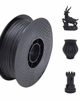 PLA Filament 1.75mm Filament de fibre de carbone 1.75mm / filament d'impression de précision +/- 0.02mm3D, Filament de…