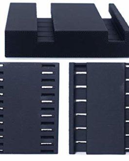 PRILINE Filament en fibre de carbone PLA 1 kg 1,75 pour imprimante 3D, précision dimensionnelle +/- 0,03 mm, bobine de 1…