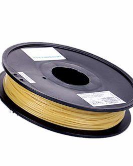 Filament d'imprimante 3D 0,5 kg, filament soluble dans l'eau PVA 1,75 mm, soluble, supportable