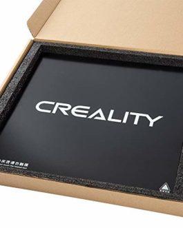 Plateforme de surface en verre pour imprimante 3D Creality CR-10 V2, CR-10 V3, CR-10S Pro et CR-X Pro 320 x 310 mm