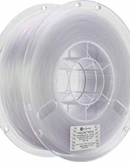 Polymaker 70635 Filament PETG 1.75 mm 1 kg Transparent PolyLite 1 pc(s)