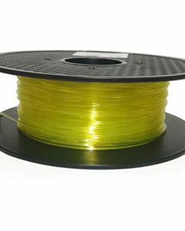 QINGRUI Matériaux d'imprimante Support Soluble dans l'eau Matériau 3D Imprimante Filament 1.75mm 1kg Matériau dissous d…