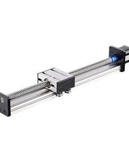 Rails linéaires de 100 mm et 300 mm de long et guidage linéaire Sfu1605 – Routeur CNC – Pièces X Y Z avec moteur pas-à…