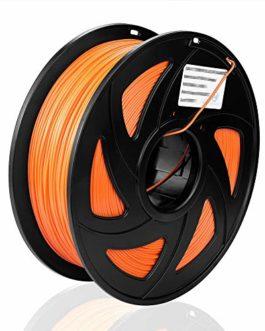 S SIENOC Filament TPU pour imprimante 3D 1,75 mm 3D Printer imprimeur TPU Filament 1KG Bobine de fil plastique (TPU…