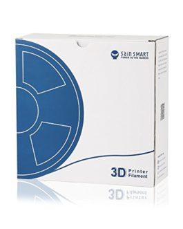 SainSmart Filament flexible en TPU Noir 3 mm 1 kg