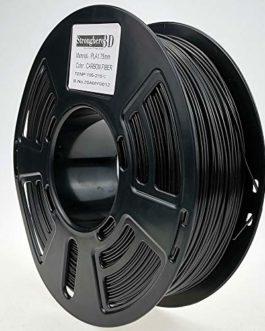 Stronghero3D Filament d'imprimante 3D PLA 1,75 mm – Précision de fibre de carbone +/- 0,05 mm – Poids net 1 kg pour…