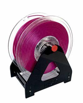 Support de filament d'imprimante 3D de reprap HE3D de 1 bobine_ acrylique support de matériel