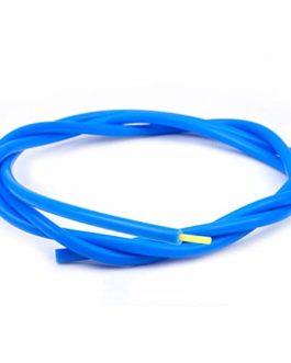 Tube en téflon pour imprimante 3d Buse, Fysetc 1metre PTFE 1.75mm Filament ID 1,9mm OD 4mm Tl-feeder Hotend pour RepRap Rostock Bowden Extruder-blue