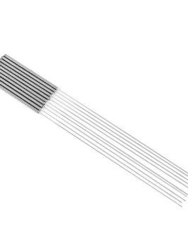 VBESTLIFE 10PCS 0.4mm Nettoyant Tête d'impression Aiguille Buse, Kit d'Aiguille de Nettoyage Accessoire d'Imprimante 3D…