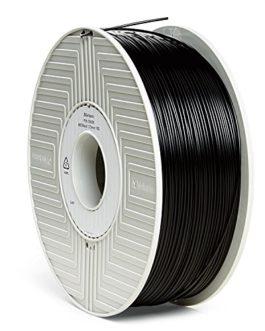 Verbatim Bobine de Filament en ABS plastique 2,85 mm 1 kg Blanc