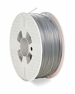 VERBATIM 55319 PLA filament, 1, 75 mm 1 kg – Argent