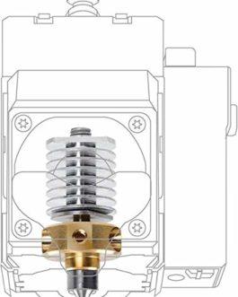 XYZ Printing EXTRUDER_JR Pro_HS – Tête d'impression en Acier renforcé pour imprimante 3D XYZprinting Junior Pro
