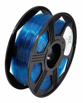 YOYI Filament TPU 1,75 mm,Filament flexible TPU 1,75 mm,Filament pour imprimante 3D, TPU Filament 0,8 kg, Précision…