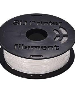 ZTSHBK Durable Filament d'impression PC, 1KG / Bobine Filament en Polycarbonate PC 1.75mm diamètre> 240 ℃ température d…