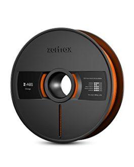 Zortrax 5904730747035 Z-ABS Filament pour Imprimante 3D, Orange