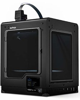 Zortrax M200 plus l'imprimante 3D avec de nombreuses fonctions intelligentes