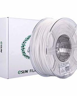 eSUN ABS+ Filament 1.75mm, Imprimante 3D Filament ABS Plus, Précision Dimensionnelle +/- 0.05mm, 1KG (2.2 LBS) Bobine…