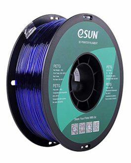 eSUN PETG Filament Bleu 1,55 kg
