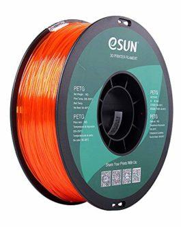 eSUN PETG Filament Orange 1,55 kg