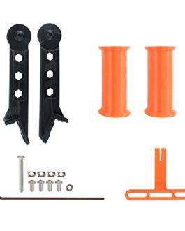 kdjsic Pièces d'imprimante 3D Support de Filament d'impression PETG Prusa I3 Bear MK3 Support de Fournitures de pièces…