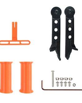 balikha Filament Support pour 2 Spool Filament Holder Support pour PLA ABS Nylon TPU