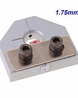 20203D Accessoires d'imprimante Métal Filament Connecteur for 3D Pièces de Rechange de l'imprimante for PLA/ABS/Hips/PC…