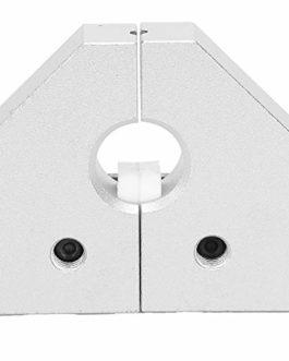 Connecteur de filament d'imprimante 3D, connecteur de soudeur de filament accessoires d'imprimante 3D pour PLA ABS…